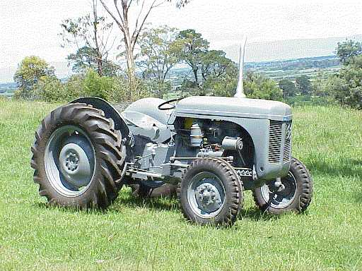 Ferguson Tractors